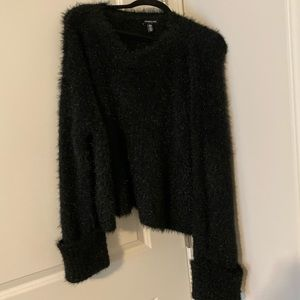 Black fizzy Kenneth Cole Sweater